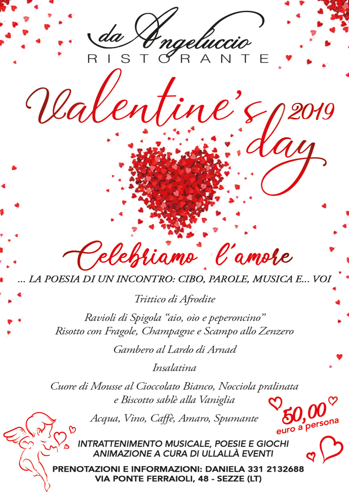 San Valentino 2019: celebriamo l'amore